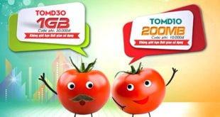Đăng ký gói TOMD10 của Viettel có ngay 200MB giá chỉ 10.000đ