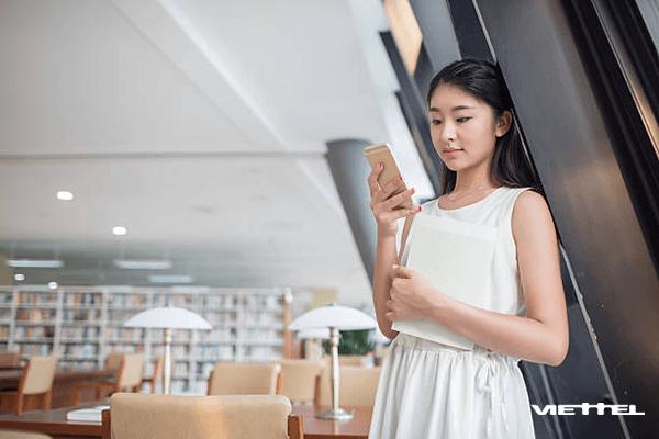 Thỏa sức truy cập Internet trên điện thoại suốt tháng với Mimax90 Viettel