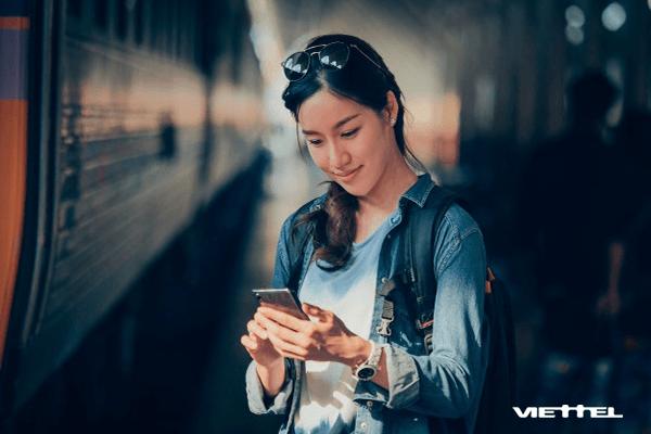 Vivu khắp nơi cùng dế yêu khi đăng ký 4G Viettel 1 tuần