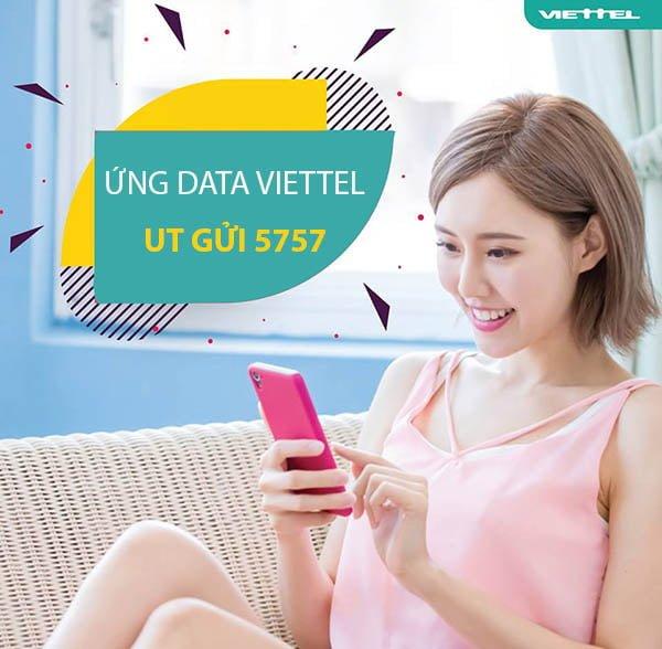 Cách ứng Data 4G Viettel mới có ngay tốc độ cao sử dụng TẸT GA