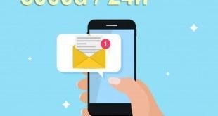 Đăng ký 300 tin nhắn nội mạng Viettel chỉ 3000đ / 24h