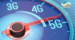 Viettel sẽ thử nghiệm 5G tại Hà Nội và TP HCM trong thời gian tới