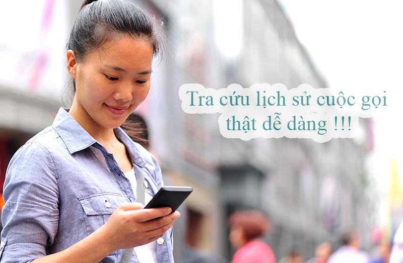 Hướng dẫn tra cứu lịch sử cuộc gọi cho thuê bao Viettel online
