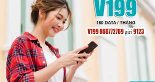 Đăng ký gói V199 Viettel bằng tin nhắn rất dễ dàng