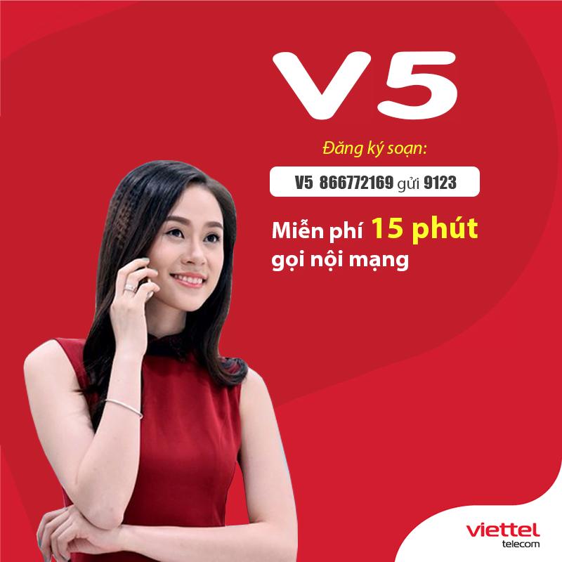 Cách đăng ký 15 phút gọi Viettel nội mạng bằng tin nhắn