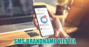 SMS Brandname Viettel nhiều tính năng hấp dẫn