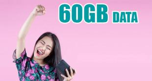 Đăng ký gói ST120K Viettel truy cập internet thả ga với 60GB Data